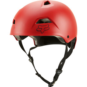 Fox Flight Sport Helm Herren bright red